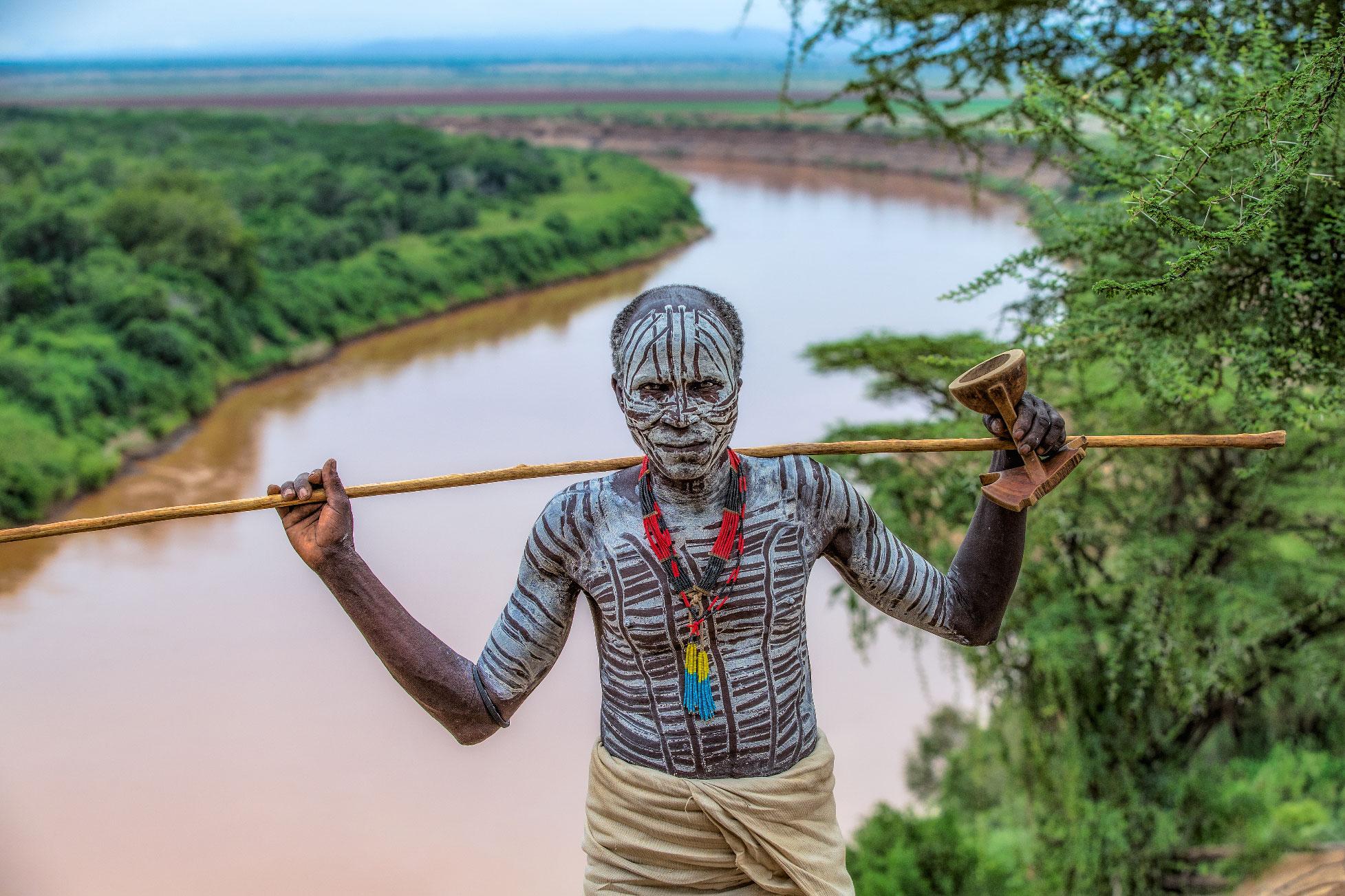 African Guy