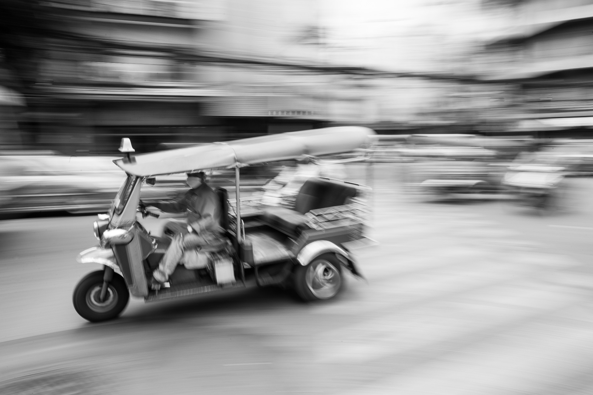 Cart In Asia